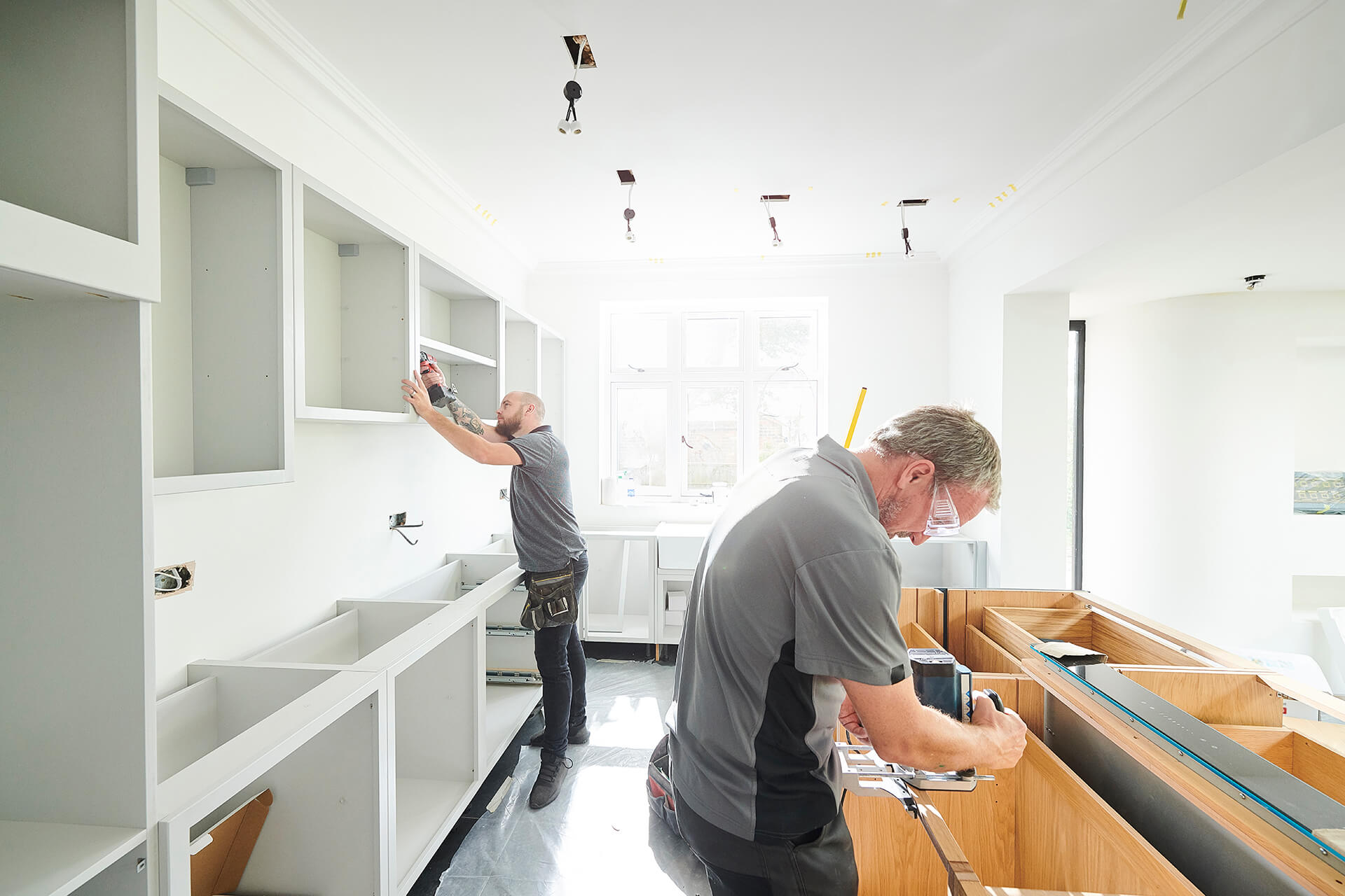 modern kitchen renovations calgary