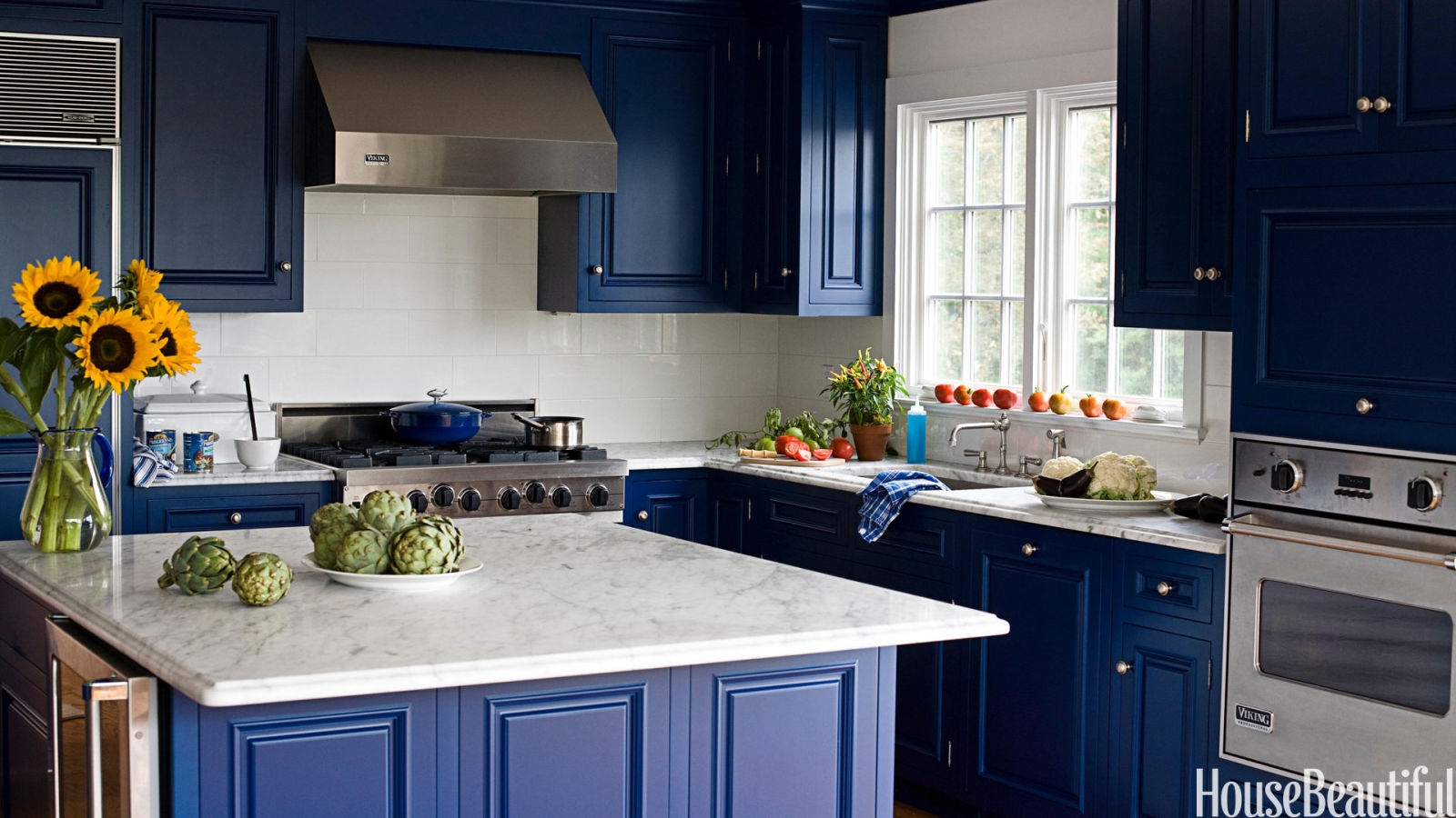 Colors to use in a kitchen renovation