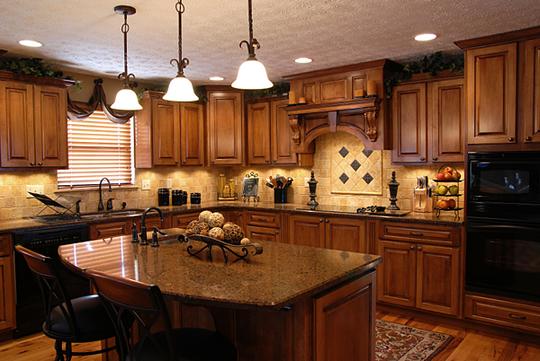 What are the main things to change in a kitchen remodeling?