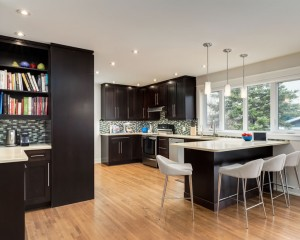 Luxury Kitchen Renovation In Calgary With Trademark Renovations Ltd.
