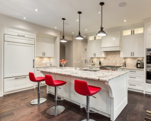 Economic Solutions for Your Luxurious Kitchen Design