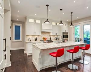 Custom Luxury Kitchen Renovation Process