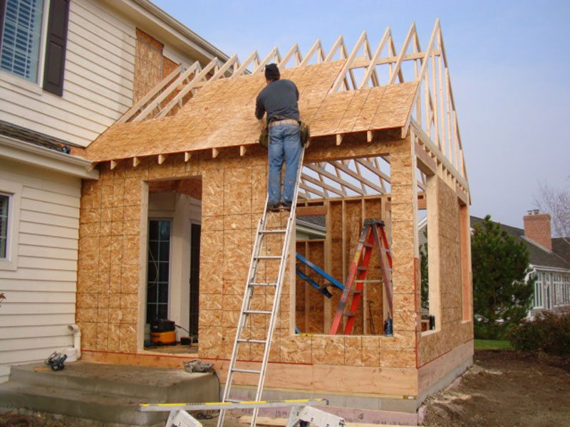 What should I ask home renovation contractors when contracting for a home addition?