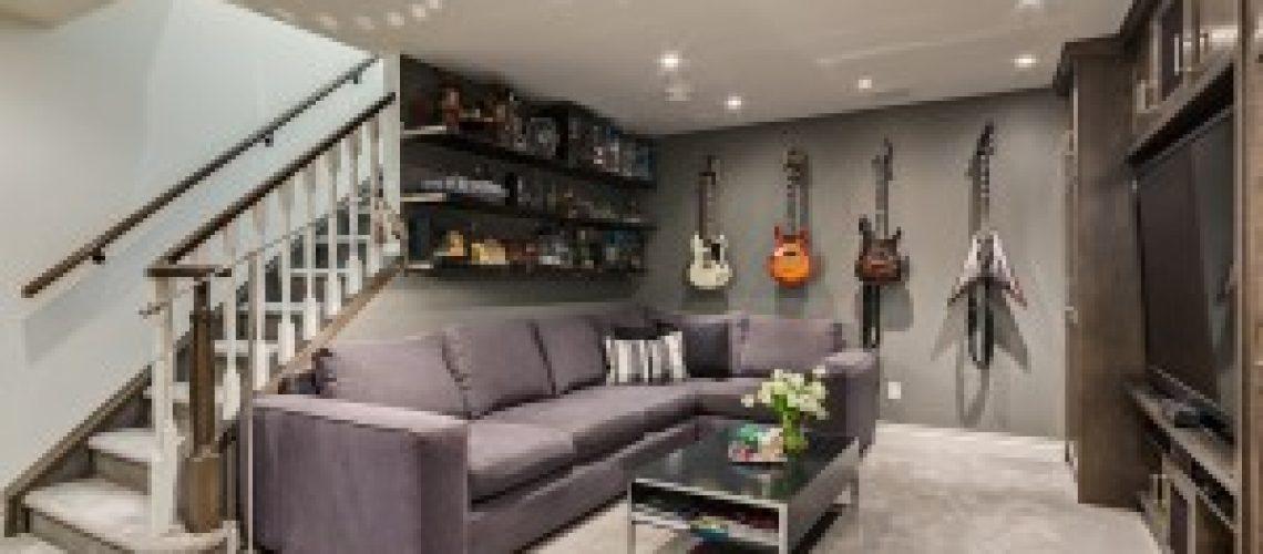home basement renovations calgary