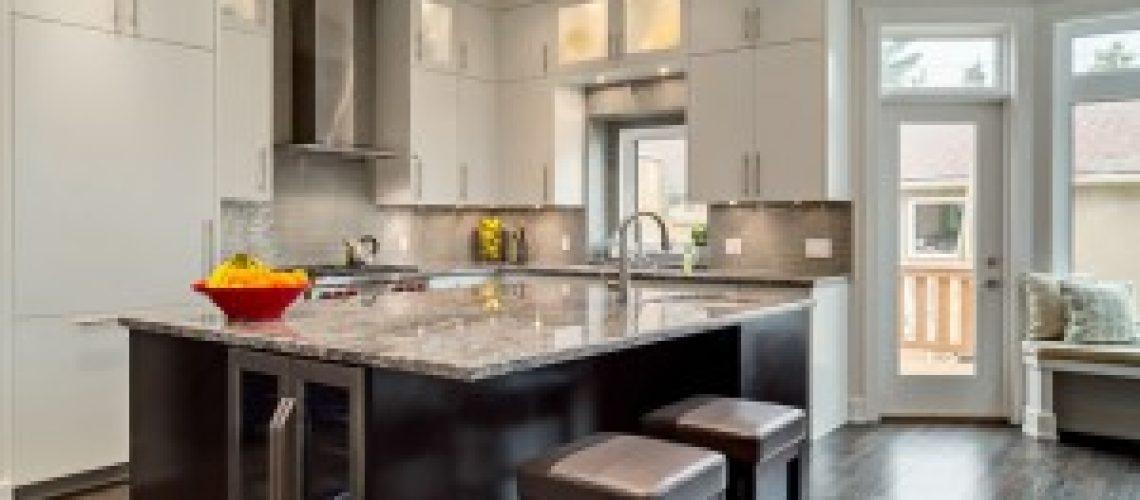 modern kitchen renovations calgary