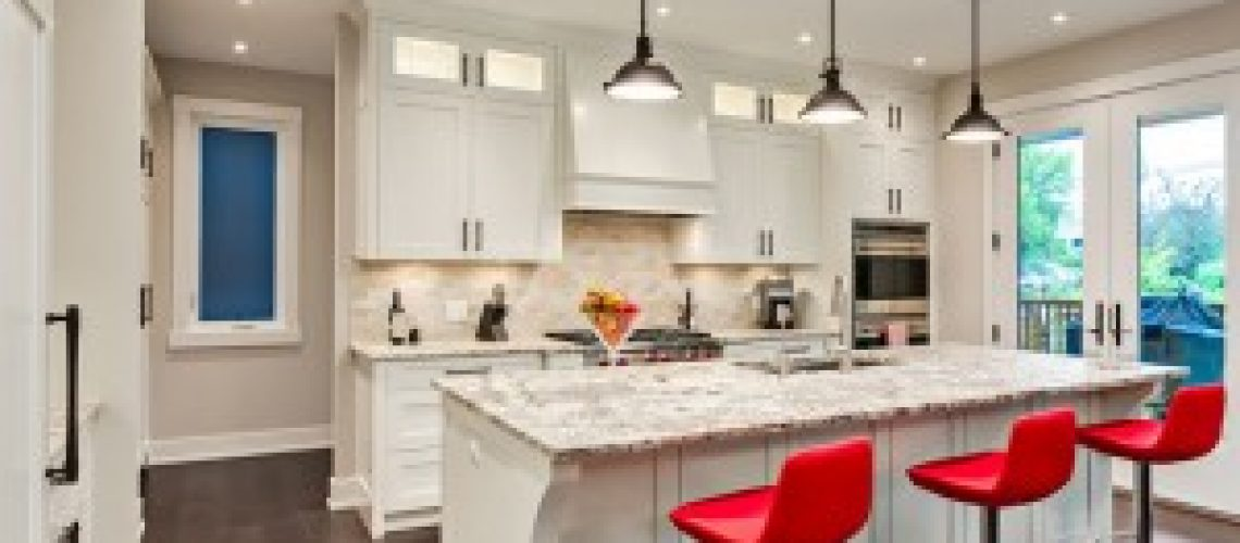 custom luxury kitchen renovation process calgary