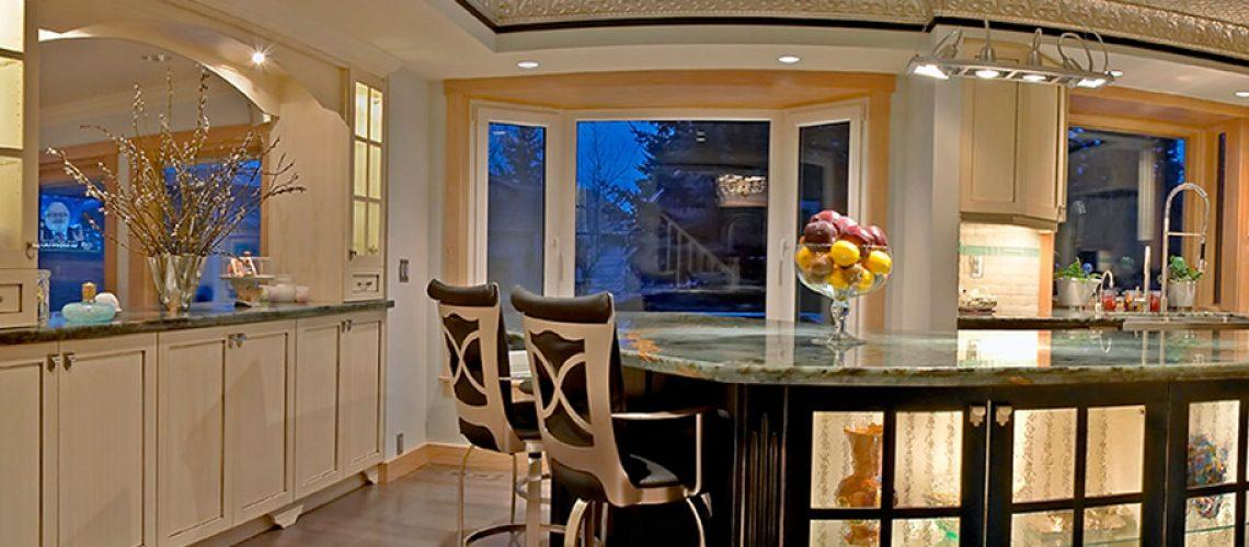 luxury kitchen renovations calgary